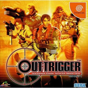 OutTrigger [DC - Used Good Condition]