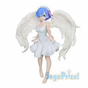 Re: Starting From Zero: A Different World Life - Rem - Demon Angel Ver. [Sega]