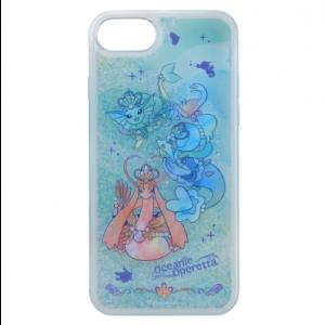 Beaded Case for iPhone 8/7 / 6s / 6 Pokemon Oceanic Operetta