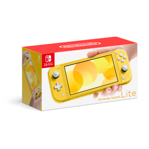 Nintendo Switch Lite Yellow Ver. [Brand new]