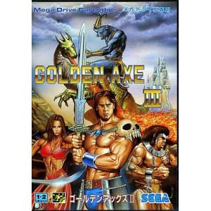 Golden Axe III [MD - occasion BE]