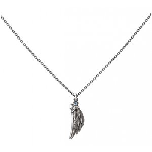 Dragon Quest - Silver Necklace Chimera Wing Square Enix limited [Goods]