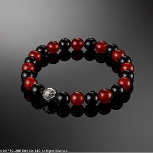 NieR Automata - Bracelet en agate rouge et en onyx Emile Square Enix limited [Goods]