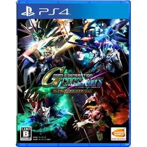 SD Gundam G Generation Cross Rays - Premium G Sound Edition [PS4]