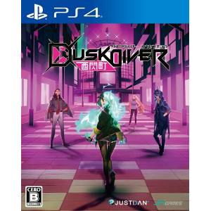 Dusk Diver -Dusk Diver Yuusenchou - Standard Edition (English Included) [PS4]