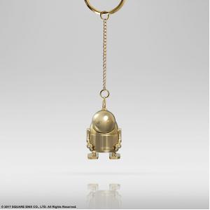 NieR Automata - Porte clé métallique Machine (couleur or) Square Enix limited [Goods]