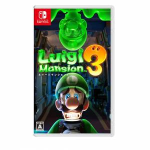 Luigi Mansion 3 - Standard Edition (Multi Language) [Switch]