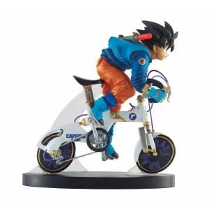 "Dragon Ball Z Desktop Real McCoy - Son Goku ""F"" Edition [Megahouse]"
