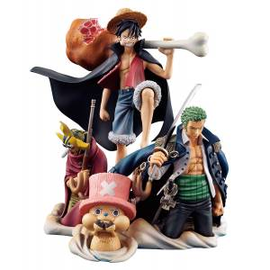 One Piece Desktop Real McCoy 01 [Megahouse]
