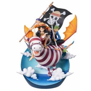 One Piece Desktop Real McCoy 03 [Megahouse]