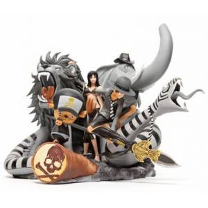 One Piece Desktop Real McCoy 02 - Theater 8 Mastermind Japan ver. [Megahouse] [Occasion]