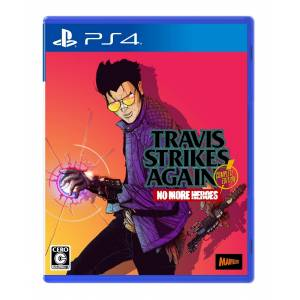 Travis Strikes Again: No More Heroes Complete Edition [PS4]