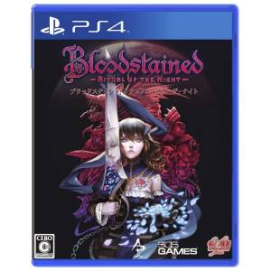 Bloodstained: Ritual of the Night First Press Edition [PS4]