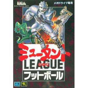 Mutant League Football [MD - Used Good Condition]