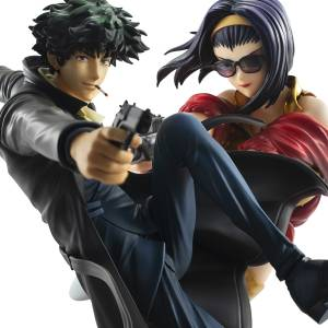 Cowboy Bebop - Spike & Faye 1st. GIG Set Limited Edition [Megahouse]