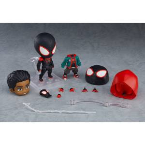 Spider-Man: Into the Spider-Verse - Miles Morales Spider-Verse Edition DX Ver.. [Nendoroid 1180-DX]