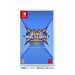 BLAZBLUE CROSS TAG BATTLE Special Edition [Switch]