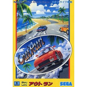 OutRun [MD - Used Good Condition]